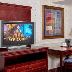 Отель Four Queens Hotel and Casino (No Resort Fee) США, Лас-Вегас - отзывы, цены и фото номеров - забронировать отель Four Queens Hotel and Casino (No Resort Fee) онлайн