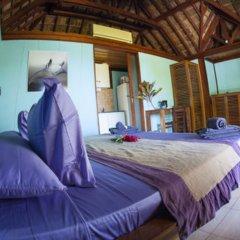 Отель Oa Oa Lodge Французская Полинезия, Бора-Бора - отзывы, цены и фото номеров - забронировать отель Oa Oa Lodge онлайн сауна