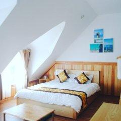 Dinh Nguyen Hotel Далат комната для гостей
