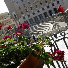 Отель Alvino Suite & Breakfast Лечче балкон