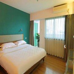 Отель 4th Zhongshan Road Garden Inn комната для гостей