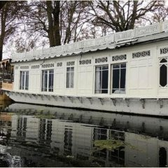 Отель Butt's Clermont Houseboats балкон