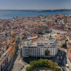 Hotel Mundial Лиссабон пляж