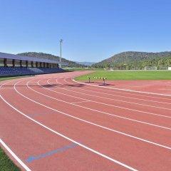 Hotel Samos спортивное сооружение