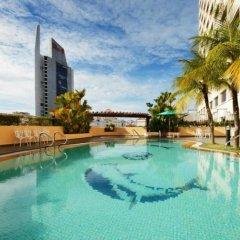 Отель Sunway Hotel Georgetown Penang Малайзия, Пенанг - отзывы, цены и фото номеров - забронировать отель Sunway Hotel Georgetown Penang онлайн бассейн