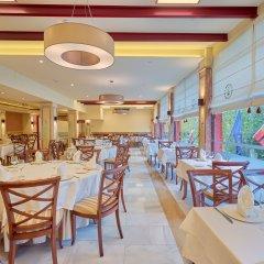 Отель Guadalupe питание
