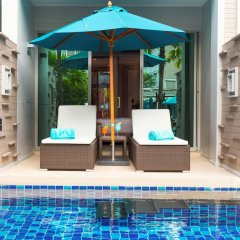 Отель Grand Mercure Phuket Patong бассейн фото 3