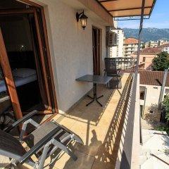 Hotel Lucic Будва балкон