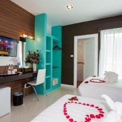 Отель Patong Holiday удобства в номере