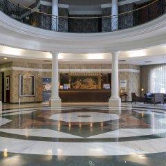 Отель Castilla Termal Balneario de Solares интерьер отеля