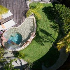 Отель Bora Bora Pearl Beach Resort Французская Полинезия, Бора-Бора - отзывы, цены и фото номеров - забронировать отель Bora Bora Pearl Beach Resort онлайн бассейн