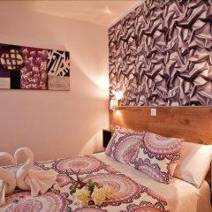 Отель Hostal Abel Victoriano Мадрид комната для гостей