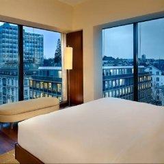 Отель Park Hyatt Zurich балкон