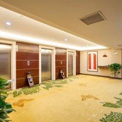 Отель Xiamen Plaza Сямынь сауна