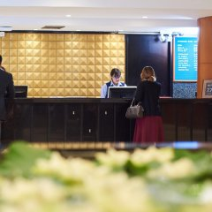 Narai Hotel интерьер отеля