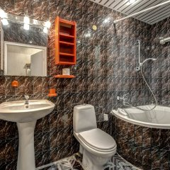 Гостиница Domumetro na Bolotnikovskoy ванная фото 2