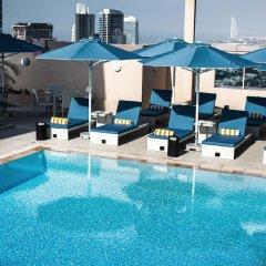 Отель Pullman Dubai Jumeirah Lakes Towers бассейн фото 3