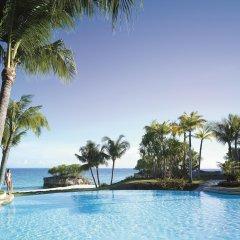 Отель Shangri-La's Mactan Resort & Spa бассейн фото 2