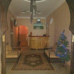 Отель Résidence Marwa Марокко, Уарзазат - отзывы, цены и фото номеров - забронировать отель Résidence Marwa онлайн интерьер отеля фото 3