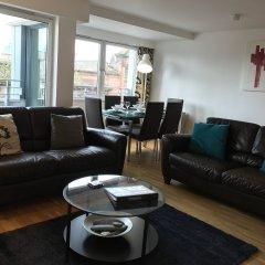 Апартаменты Tolbooth Apartments комната для гостей фото 2