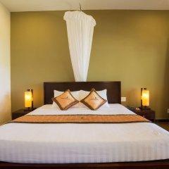 Отель Diamond Bay Resort & Spa сейф в номере