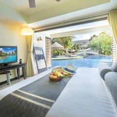 Отель Lanta Sand Resort & Spa Ланта комната для гостей фото 4