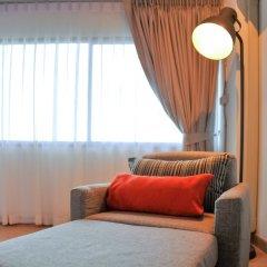 Отель 7Days Premium Паттайя комната для гостей