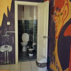 Neverland Hostel Стамбул ванная фото 2