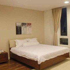 Отель An Phu Plaza Serviced Apartment Вьетнам, Хошимин - отзывы, цены и фото номеров - забронировать отель An Phu Plaza Serviced Apartment онлайн комната для гостей фото 3