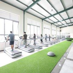 Отель Ninety Nine Center фитнесс-зал фото 3