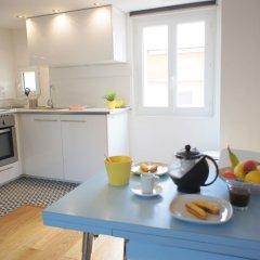 Отель Studio Vieux Nice calme & climatisé Франция, Ницца - отзывы, цены и фото номеров - забронировать отель Studio Vieux Nice calme & climatisé онлайн в номере фото 2