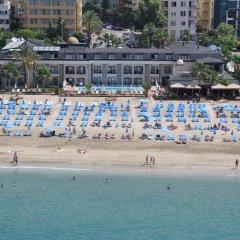 Отель Alaaddin Beach Аланья пляж