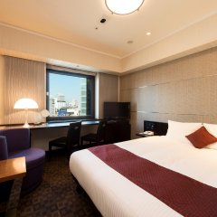 Hotel Villa Fontaine Tokyo-Shiodome комната для гостей
