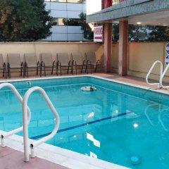 City Center Hotel Los Angeles Лос-Анджелес бассейн фото 2