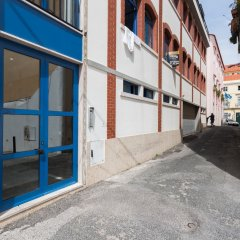 Апартаменты Rossio Penthouse Three-Bedroom Apartment w/ River View and Parking - b парковка