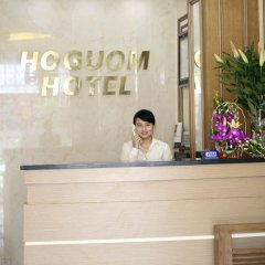 Lenid De Ho Guom Hotel Ханой интерьер отеля фото 2