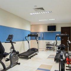 Отель Comfort Suites Londrina фитнесс-зал фото 3
