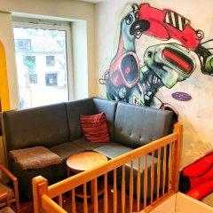 Отель Backpackers Düsseldorf Германия, Дюссельдорф - отзывы, цены и фото номеров - забронировать отель Backpackers Düsseldorf онлайн комната для гостей фото 4