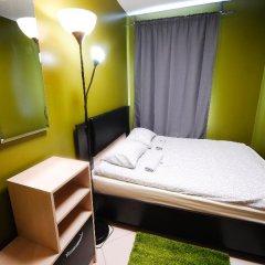 Хостел Landmark City Стандартный номер с двуспальной кроватью фото 4