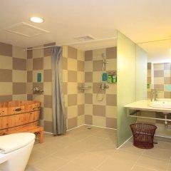 Отель Shanshui Trends North Huaqiang Шэньчжэнь ванная фото 2