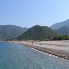 Changa Hotel Турция, Чавушкёй - отзывы, цены и фото номеров - забронировать отель Changa Hotel онлайн пляж фото 2