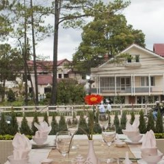 Отель La Sapinette Hotel Вьетнам, Далат - отзывы, цены и фото номеров - забронировать отель La Sapinette Hotel онлайн балкон