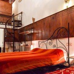Отель Riad Youssef Марокко, Фес - отзывы, цены и фото номеров - забронировать отель Riad Youssef онлайн комната для гостей фото 4