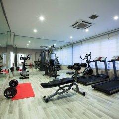 Blue Paradise Side Hotel - All Inclusive Сиде фитнесс-зал фото 3
