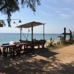 Отель Lanta Wild Beach Resort пляж фото 2
