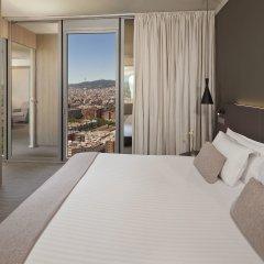Отель The Level At Melia Barcelona Sky комната для гостей фото 2