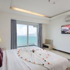 Отель Ruby Tran Phu Street Нячанг комната для гостей