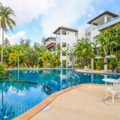 Отель BangTao Tropical Residence бассейн