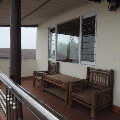 Отель Sapa Luxury Шапа балкон