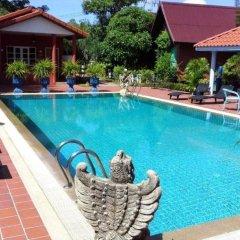 Отель Pictory Garden Resort бассейн фото 2